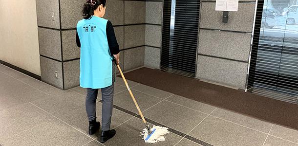 清掃業務・チェック業務