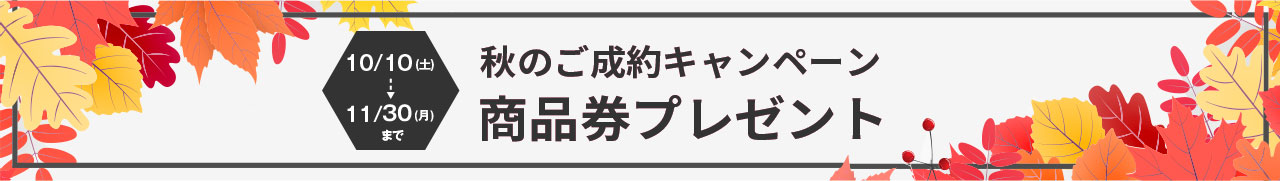 20,000円プレゼントキャンペーン